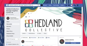 Hedland Collective Stronger Together | COVID-19 Facebook Group