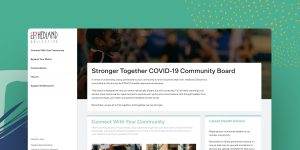 The Hedland Collective Community Board is now live!