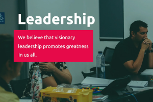The Hedland Collective Roadmap: Leadership